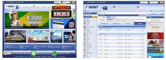 Daftar sbobet untuk bermain online judi