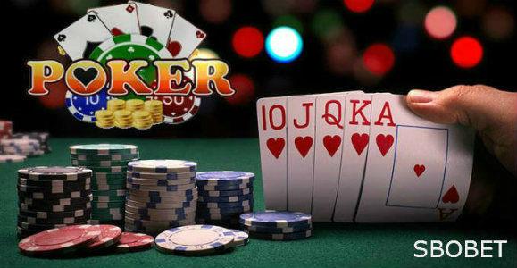 Judi poker sbobet